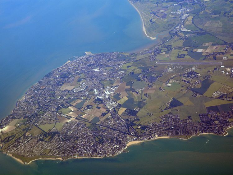 Thanet is one of the most deprived areas in Kent. Pic: Lewis Clarke