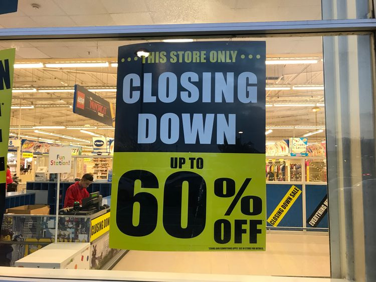 3 200 Jobs At Risk As Toys R Us Uk Nears Collapse News Agency