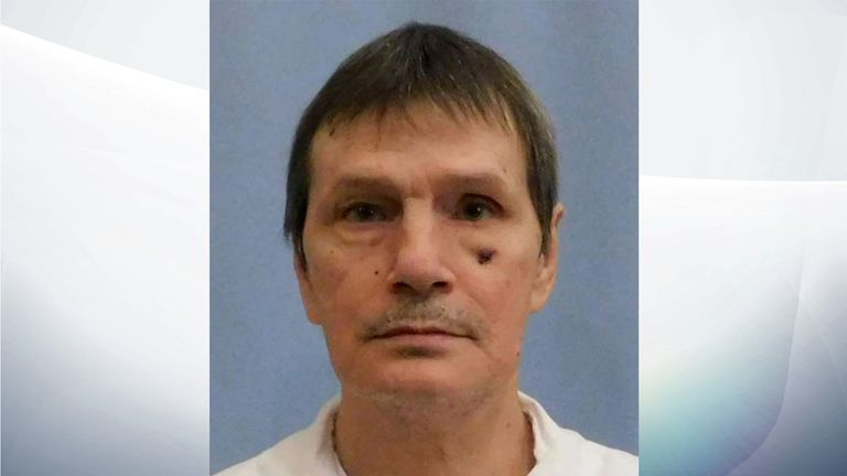 Doyle Lee Hamm. Pic: Alabama Department of Corrections