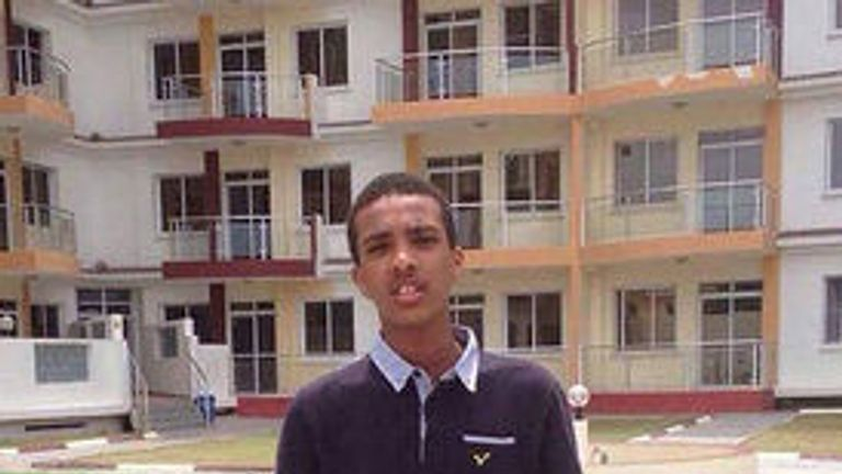 Abdikarin Hassan was fatally stabbed in Bartholomew Road, Camden