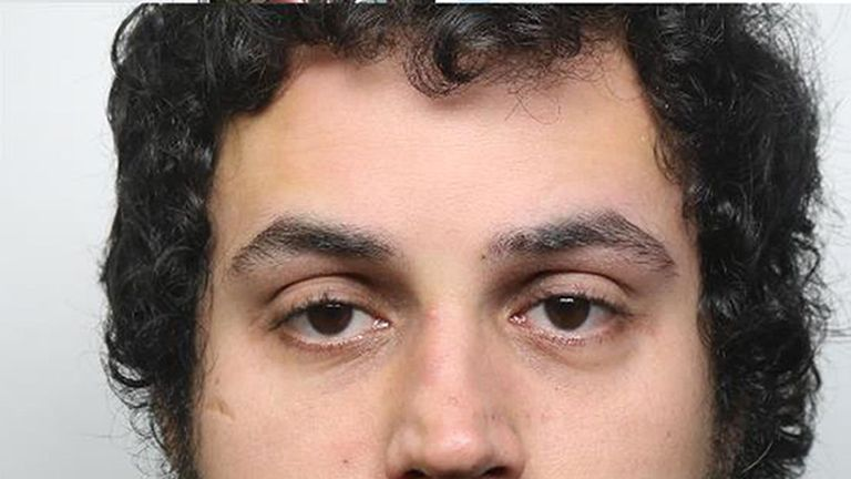 Alan Alencar pushed a stranger into the path of a Tube train at Bayswater station