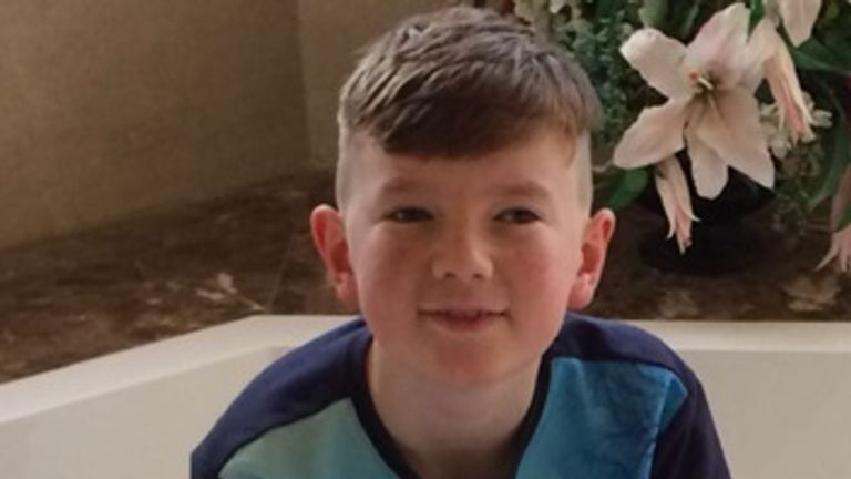 Alex Batty never returned from a trip to Spain in October