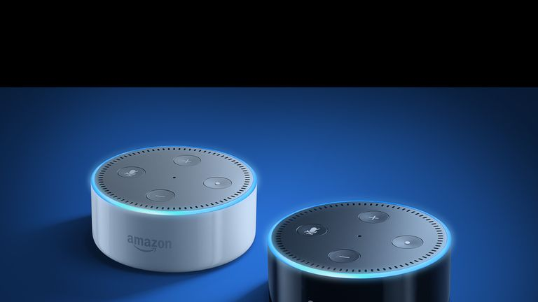 Amazon's smart speakers are always listening for the 'Alexa' trigger