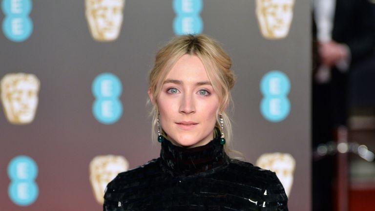 Saoirse Ronan says now is 'an important time'
