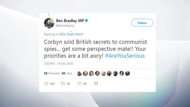 Ben Bradley tweet