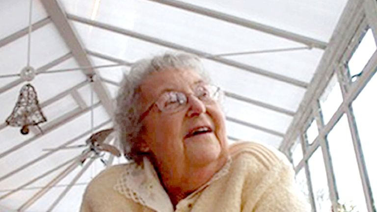 Betty Guy was killed by her daughter and grandson