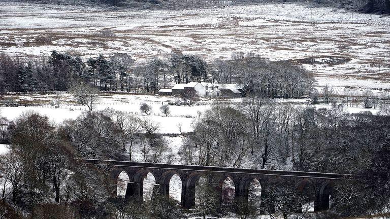 An earthquake has struck Cumbria
