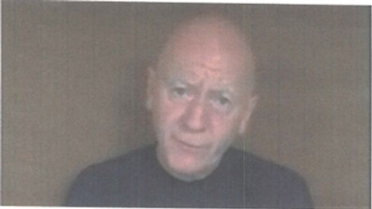 David Batty is wanted in connection with Alex's abduction