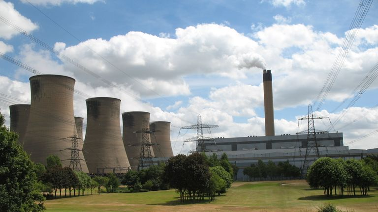 Eggborough was built in 1970 and only supposed to provide electricity for 25 years. Pic: EPL