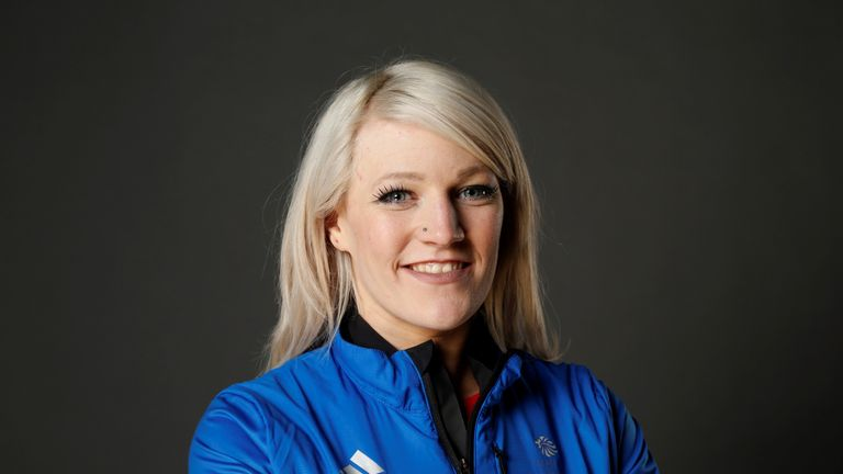 Elise Christie is determined to make up for disqualification in 2014