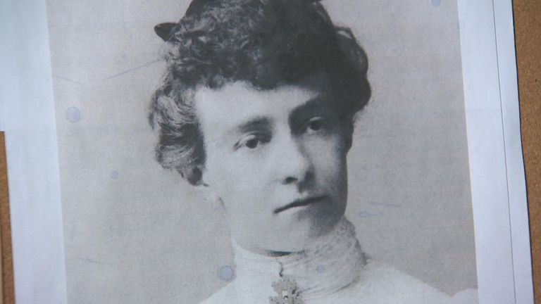 Emily Wilding Davison died after being hit be the King's horse at Epsom