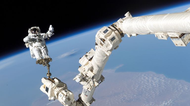 NASA issues space herpes warning as virus reactivates in astronauts