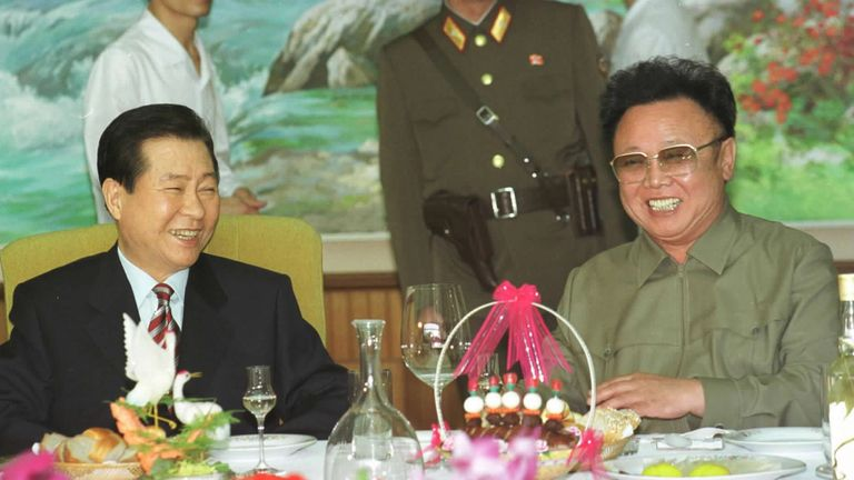 Kim Jong Il was the leader of North Korea until his death in 2011