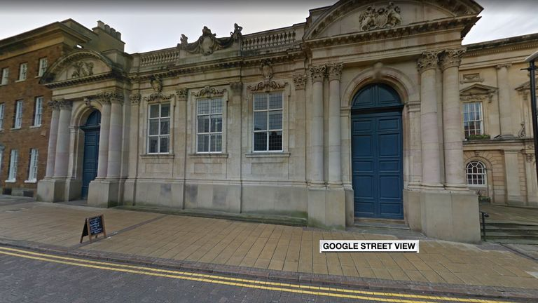 Northamptonshire County Hall