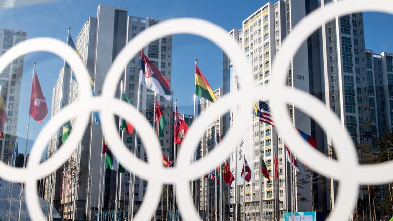 The Norovirus scare is the latest setback for the PyeongChang 2018 Olympic Winter Games