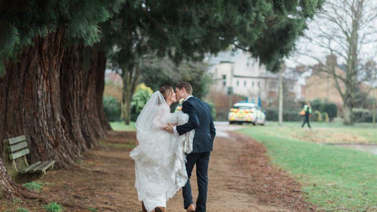 Photographer Annie Crossman said the shoot was 'one to remember'. Pic: Annie Crossman Photography