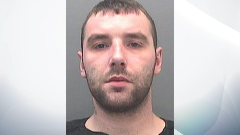 David Braddon was given a community sentence for drugs offences and assault