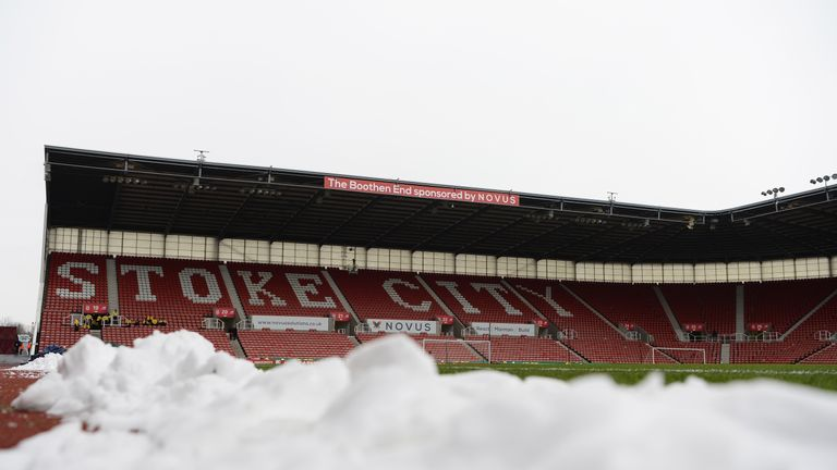 It is often asked whether foreign signings are capable of performing on a wet Tuesday night in Stoke - but they soon may not have to
