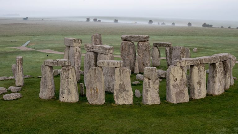 Stonehenge has been a World Heritage Site for 32 years