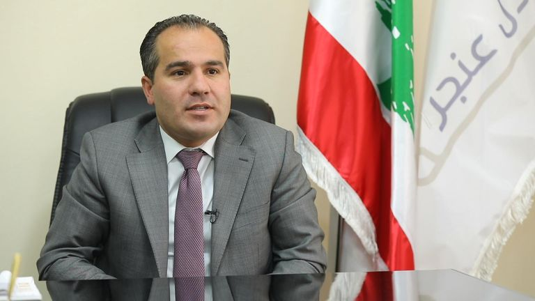 Mayor Saeed Yaseen says his town has been 'ignored' by the international community