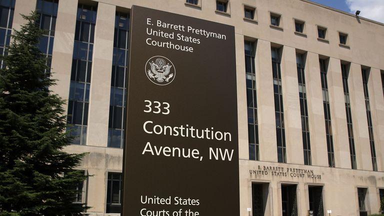 Alex Van Der Zwaan will appear at the US District Court in Washington to enter a plea