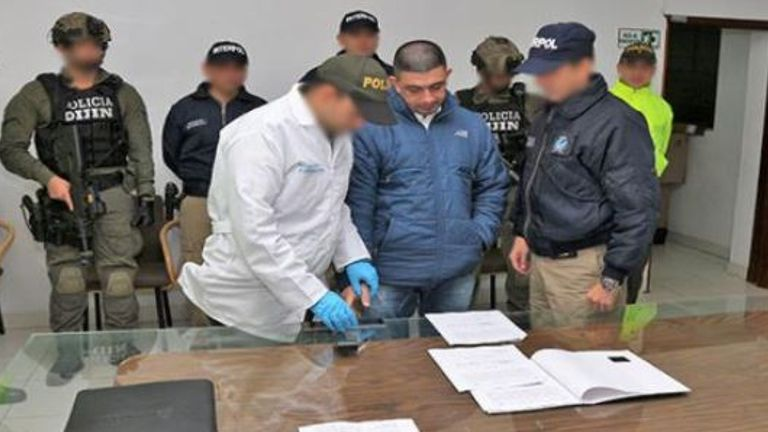 Washington Edison Prado accused of smuggling huge amounts of cocaine into the US