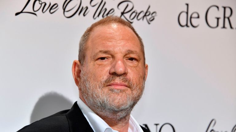 Weinstein has already been expelled from the Academy