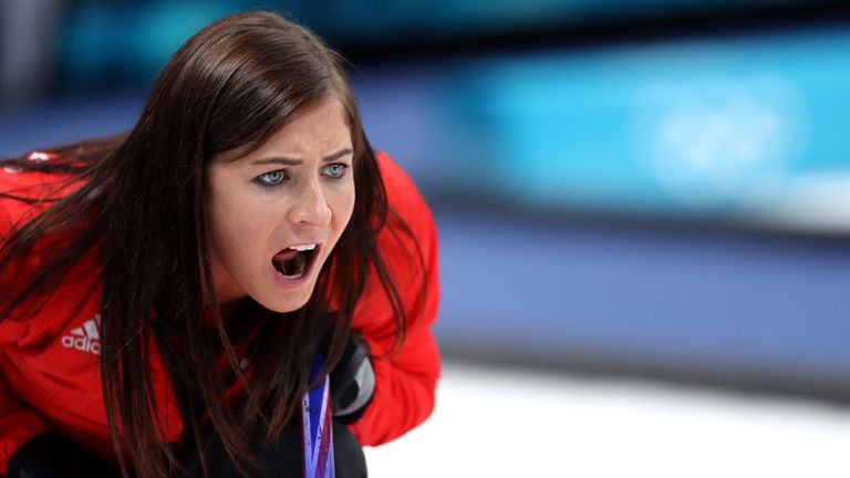 Eve Muirhead helped Great Britain secure a crucial success