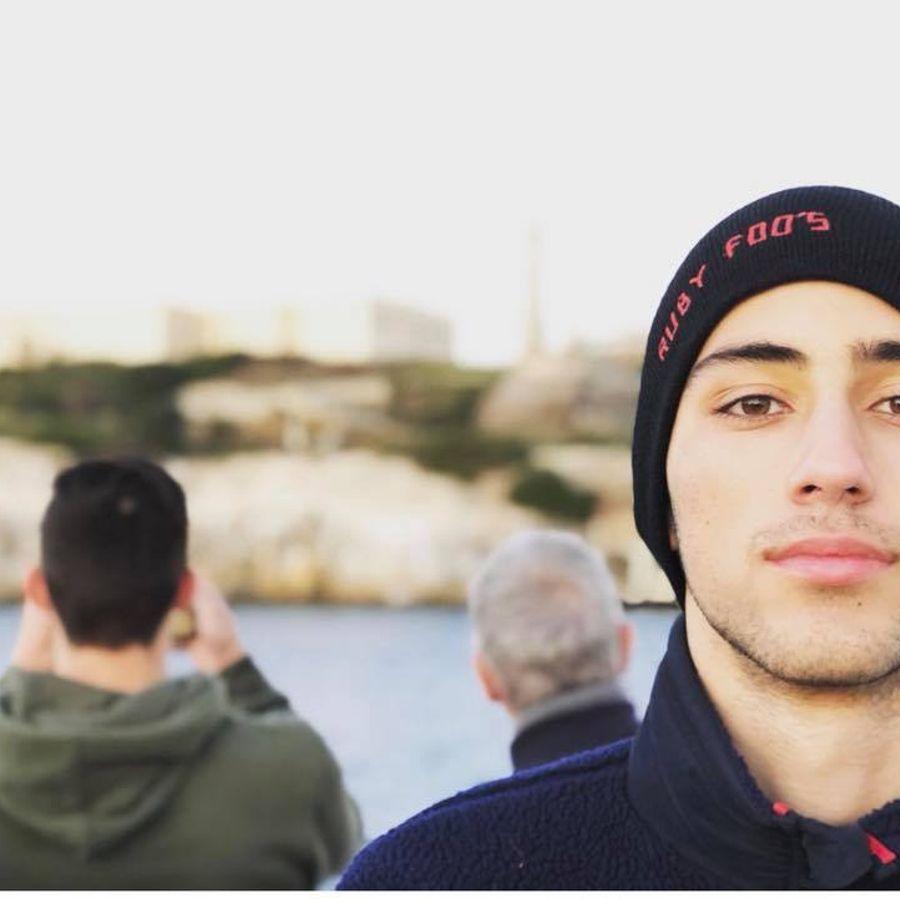 Joaquin Oliver. Pic: Andrea Ghersi