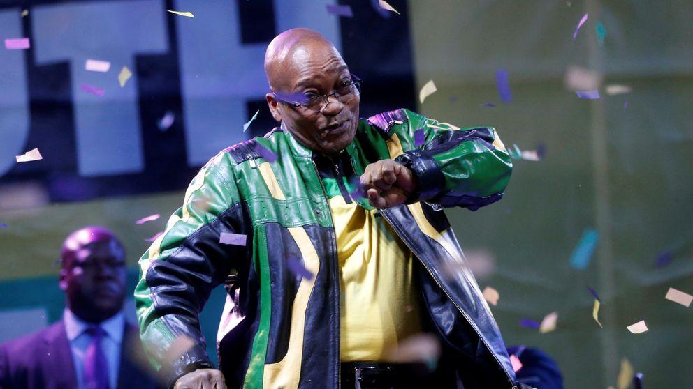 Zuma dancing