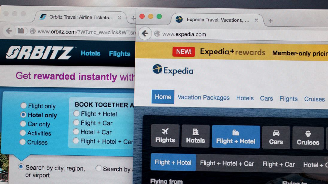 Orbitz travel website may have been hacked
