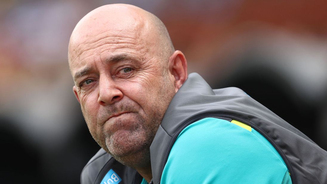 Darren Lehmann: Quitting is 'right thing for Australia'