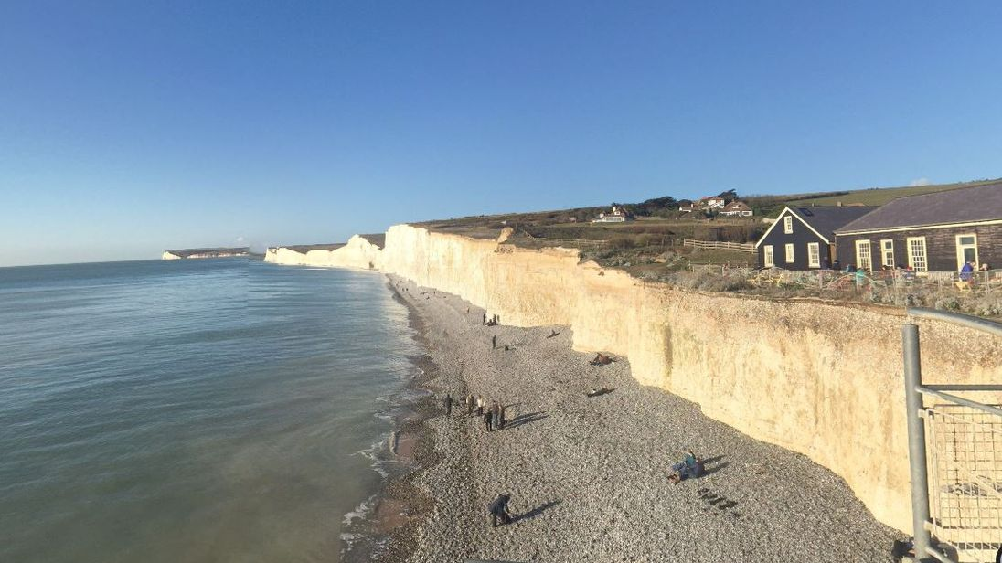 Children found dead on Sussex beach