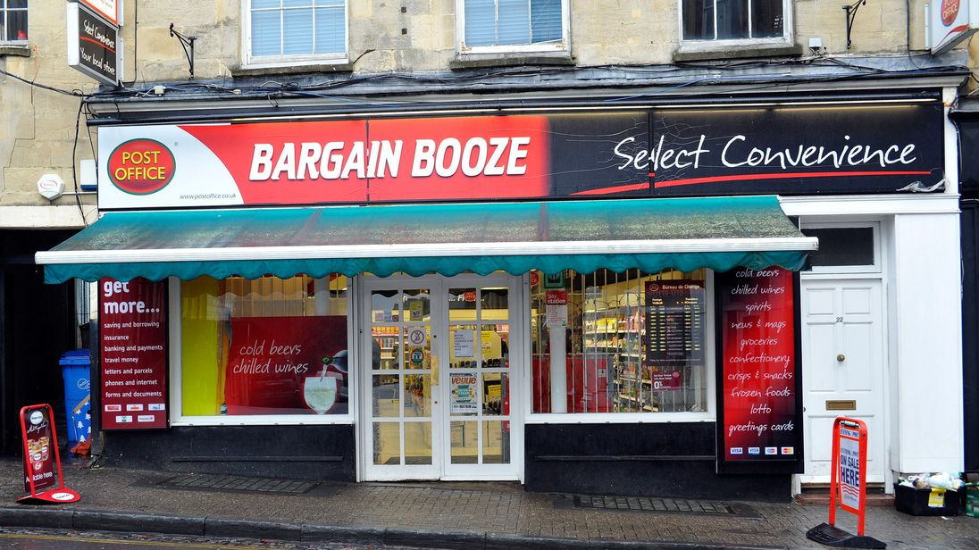UK's Bargain Booze firm Conviviality close to collapse