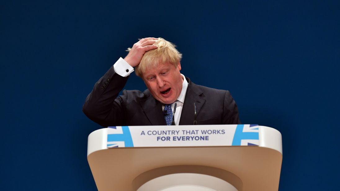 Boris Johnson was one of the prominent figures in Vote Leave