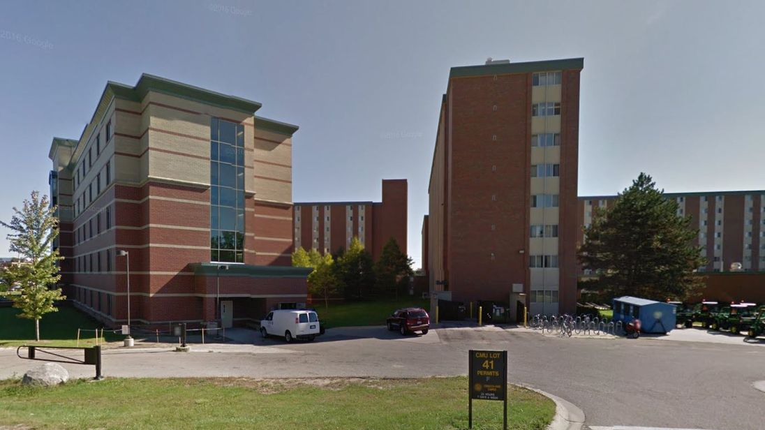 Campbell Hall, Central Michigan University