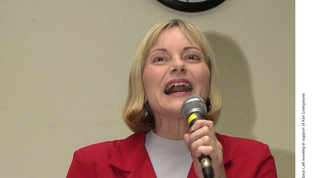 Christine Shawcroft. Pic: Nigel Howard/ANL/REX
