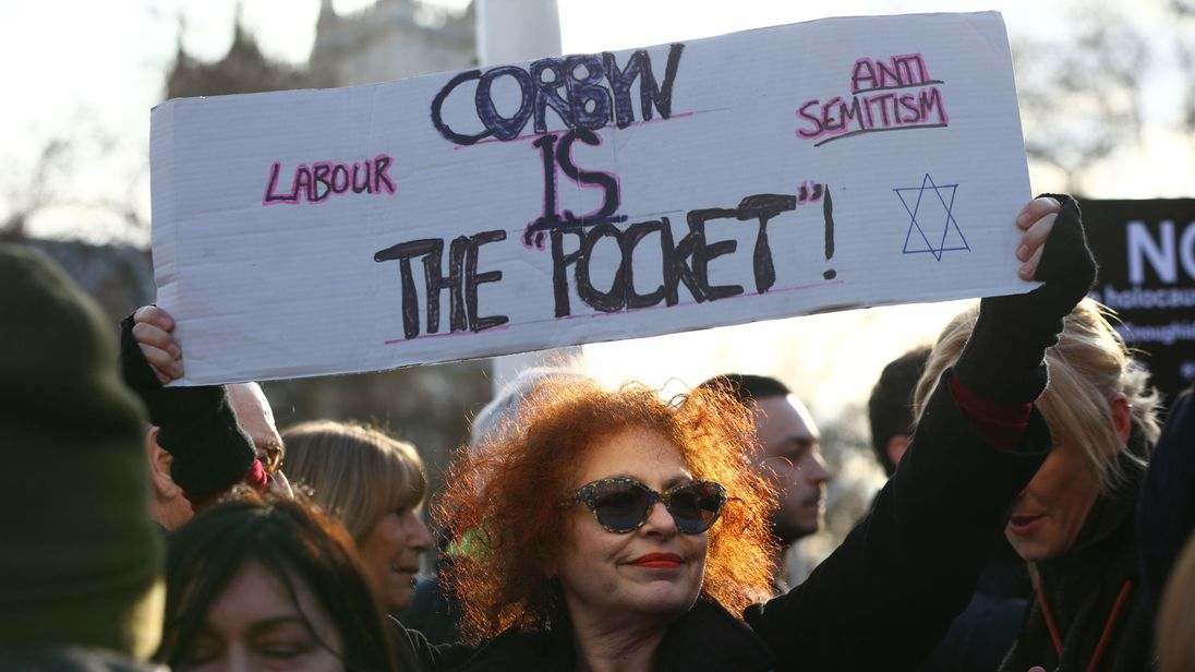 Israeli Labor Party cuts ties with Jeremy Corbyn