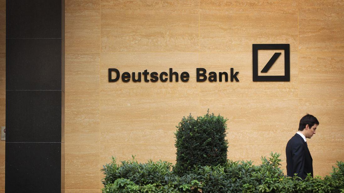 Deutsche Bank could reportedly cut 10,000 jobs