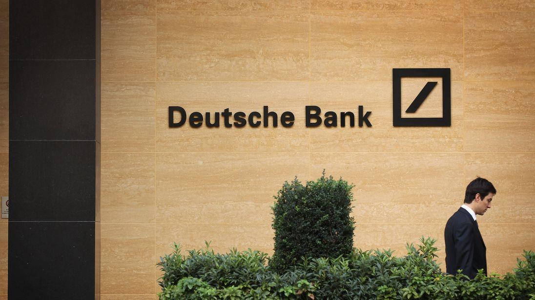 Deutsche Bank to slash thousands of jobs amid struggle with costs, regulators