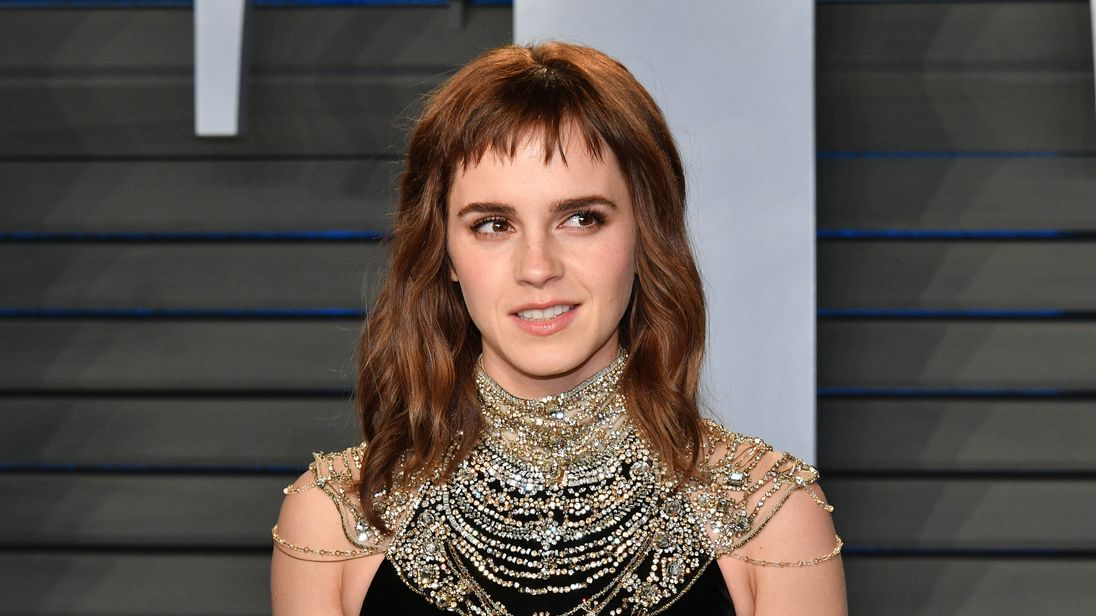 Emma Watson's new 'Time's Up' tattoo has a HUGE mistake on it