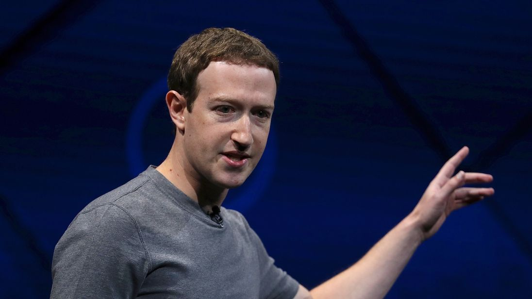 UK MPs ask Facebook's Mark Zuckerberg to testify on data row