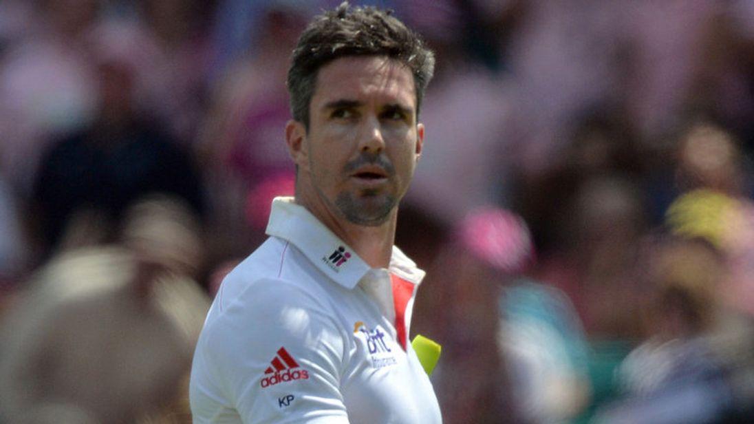 Kevin Pietersen announces retirement from cricket