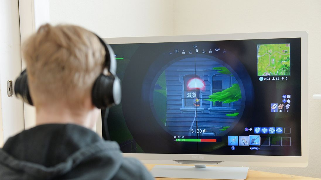 Fortnite is the latest obsession for teenage gamers across the world