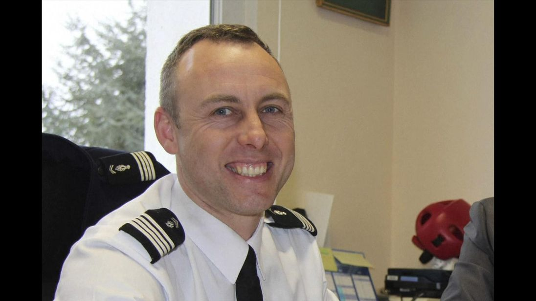 French police officer Arnaud Beltrame has been described as a 'hero'