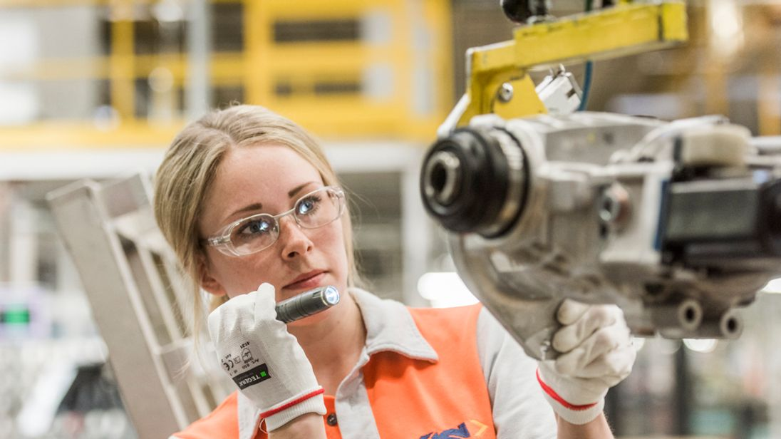 GKN has agreed a £4.4bn deal to merge its Driveline business with US rival Dana in an attempt to fend off the Melrose takeover. Pic: GKN