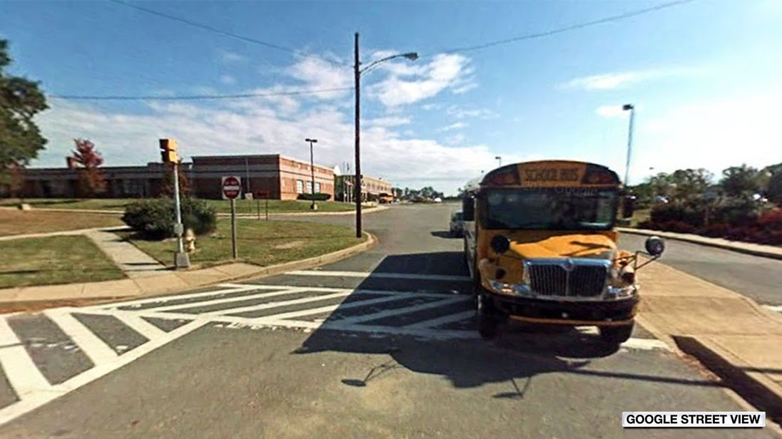 3 people shot at Maryland school; resource officer engaged shooter