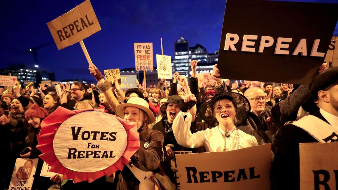 Ireland's Government approves abortion referendum wording