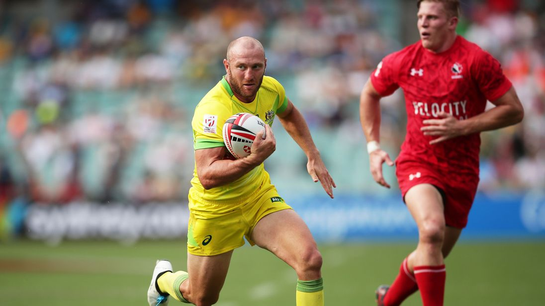 Australian rugby sevens captain in hospital after alleged one-punch attack