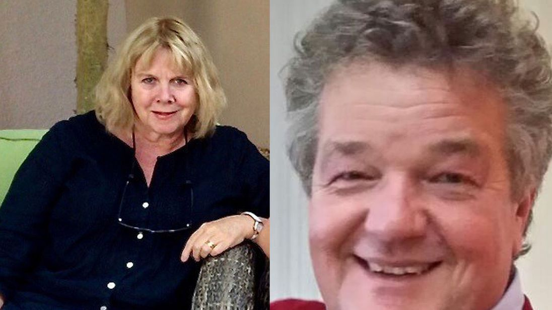 British newspaper editor jailed for killing wife in Dubai
